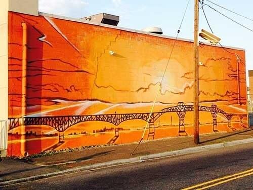 Metro Mural