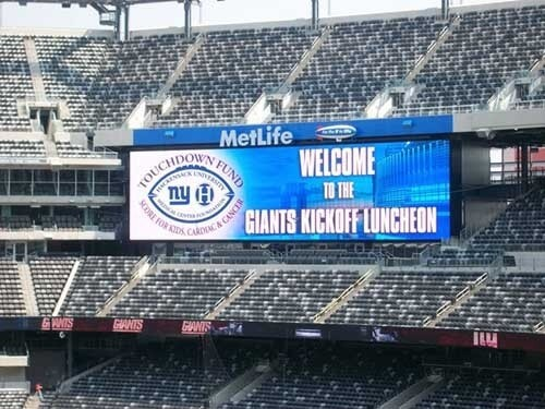 New York Giants Luncheon