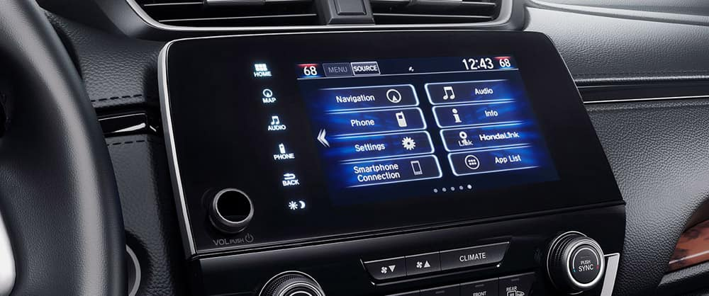 2018 Honda CR-V Touchscreen