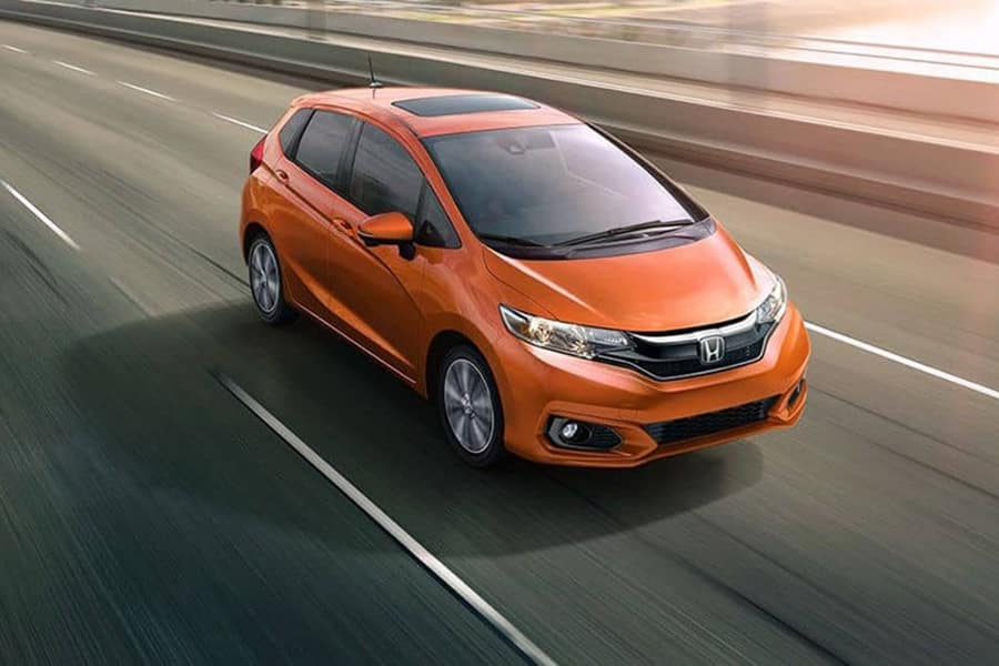 2018 Honda Fit main view