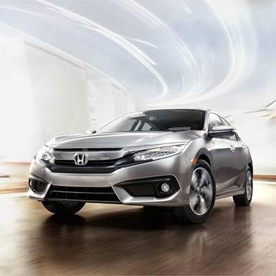 2017 Honda Civic Sedan Touring LunarSilverMetallic2
