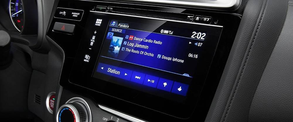 2017 Honda Fit EX Interior 1