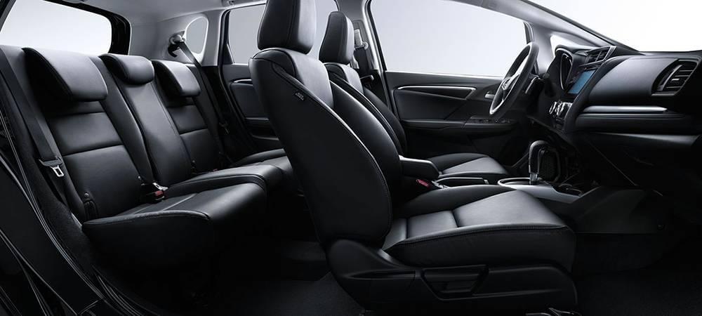 2017 Honda Fit EX Interior 2