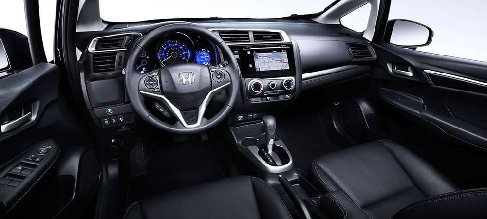 2017 Honda Fit EX-L Interior 3