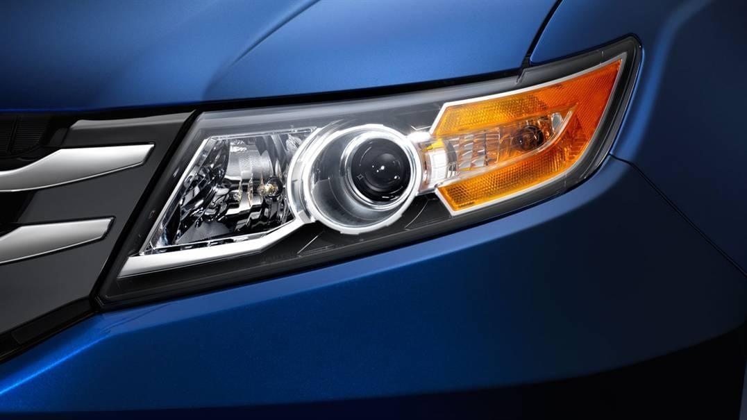 2017 Honda Odyssey High-Intensity HID Headlights