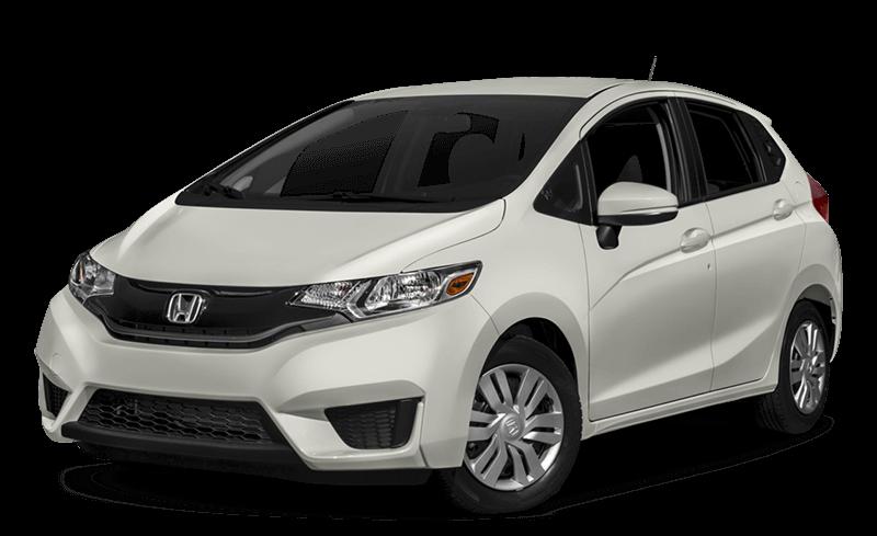 2017 Honda Fit White