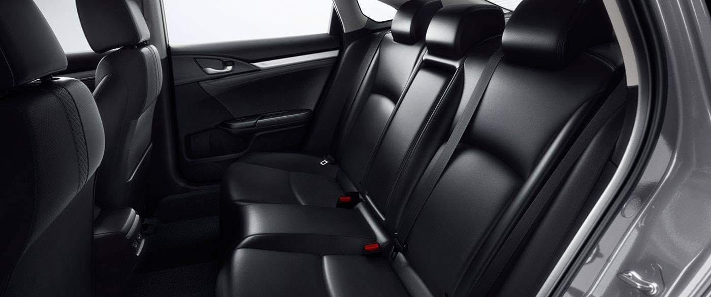 2017 civic sedan touring interior 60 40 split rear metro honda