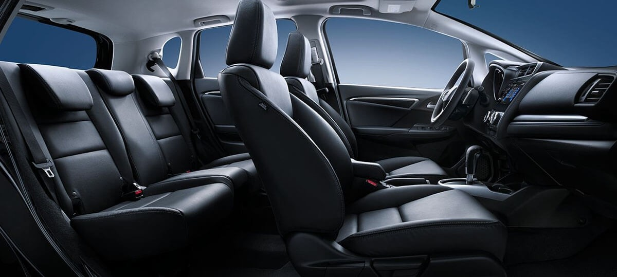 2018 Honda Fit Interior Seating