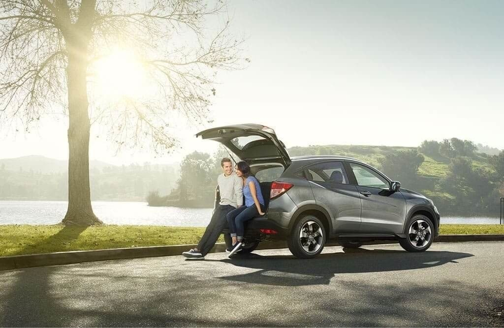 2018 Honda HR-V Rear Exterior