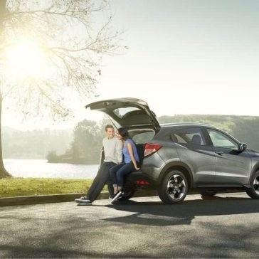 2018 Honda HR-V Rear Exterior
