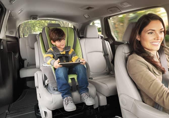 2018 Honda Odyssey Interior 1