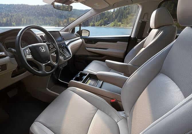 2018 Honda Odyssey Interior 2
