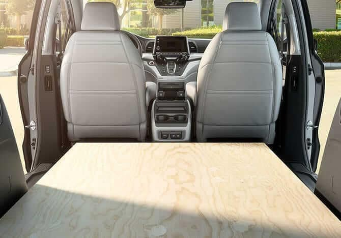 2018 Honda Odyssey Interior 4