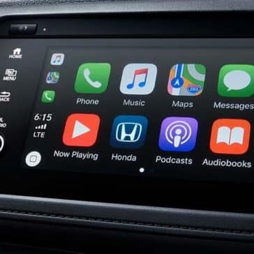 2019 HR-V Apple Car Play