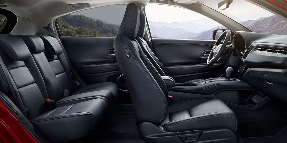 2019 HR-V Interior Leather