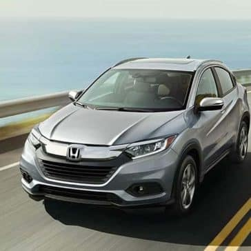 2019 HR-V Exterior Performance