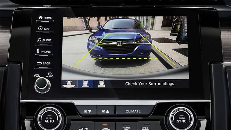 2019 Honda Civic Sedan Rearview Camera