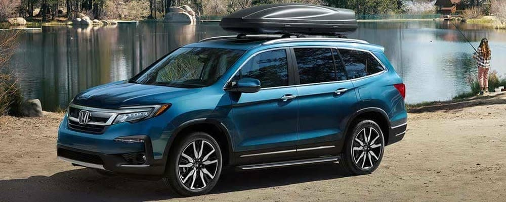 Honda Pilot Towing