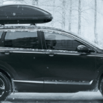2019 Honda CR-V Driving in the Snow