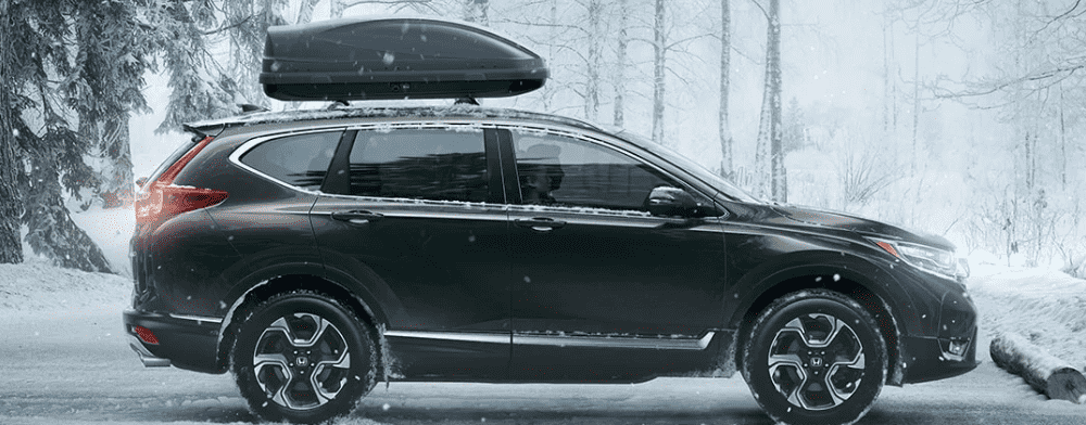 2019 Honda CR-V Driving in the Snow