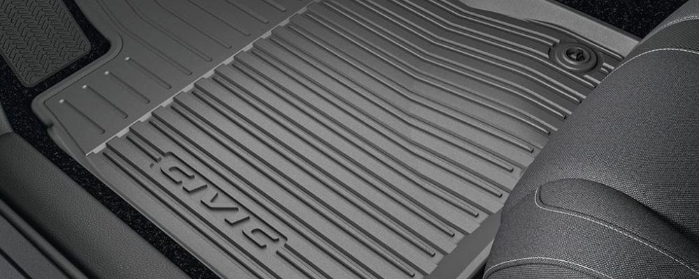 Honda Civic floor mat