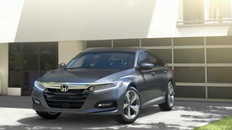 Honda Accord Hybrid Front Image