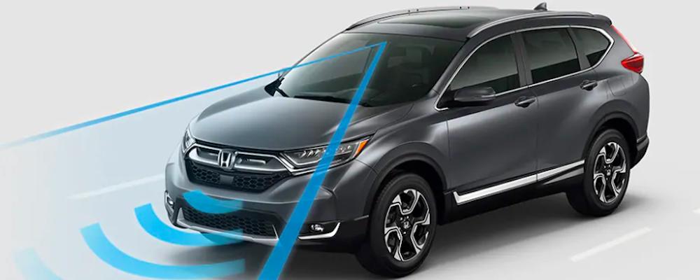 Honda CR-V Safety Sense