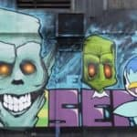 Mural by Syringe - credit: Jersey Journal
