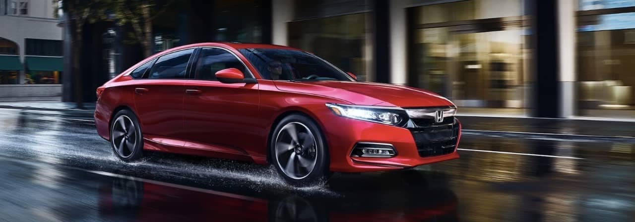 2020 Honda Accord exterior