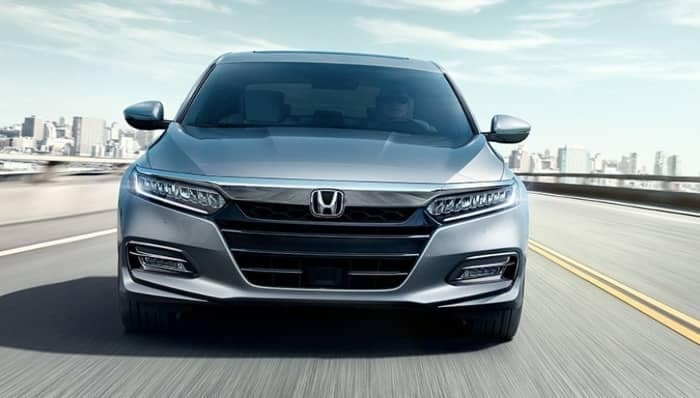 2020 Honda Accord front fascia