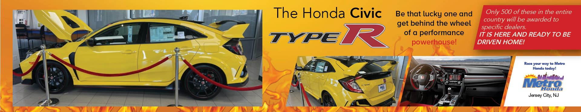 MetHon-1206 Civic Type R website banner ads: FCBK banners 4