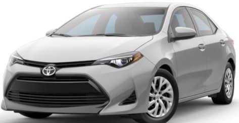 New 2018 Toyota Corolla LE Automatic