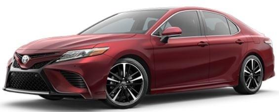 New 2018 Toyota Camry SE