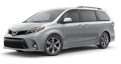 New 2018 Toyota Sienna LE 8-Passenger FWD