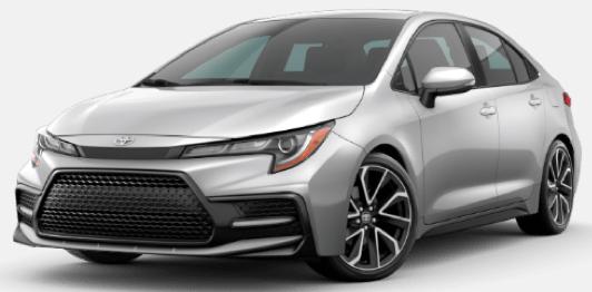 Nuevo 2020 Toyota Corolla LE Automatic