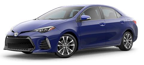 Nuevo 2019 Toyota Corolla LE Automatic