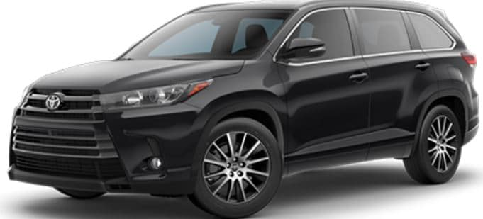 New 2019​ Toyota Highlander XLE AWD
