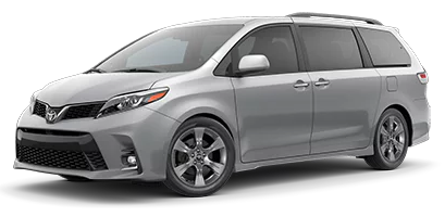 New 2020 Toyota Sienna LE 8-Passenger FWD