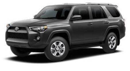 Nuevo 2019 Toyota 4Runner 4X4 SR5 V6