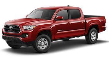 New 2017 Toyota Tacoma TRD Sport 4X4 Double Cab