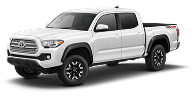 New 2019 Toyota Tacoma TRD OFFRD Double Cab