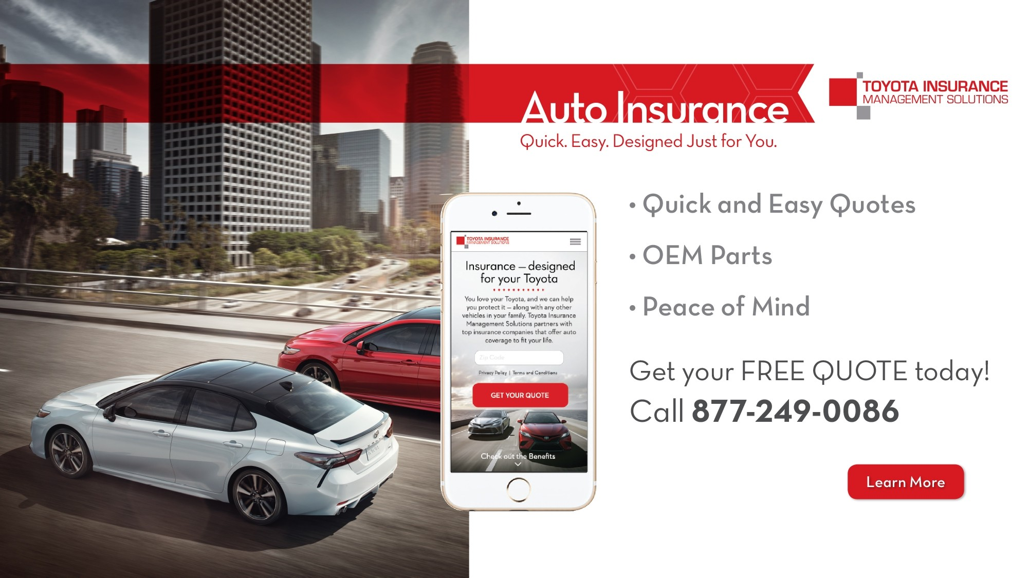 Northwestern Car Insurance >> Toyota Auto Insurance Midtown Toyota