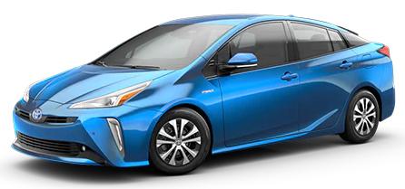 New 20120 Toyota Prius