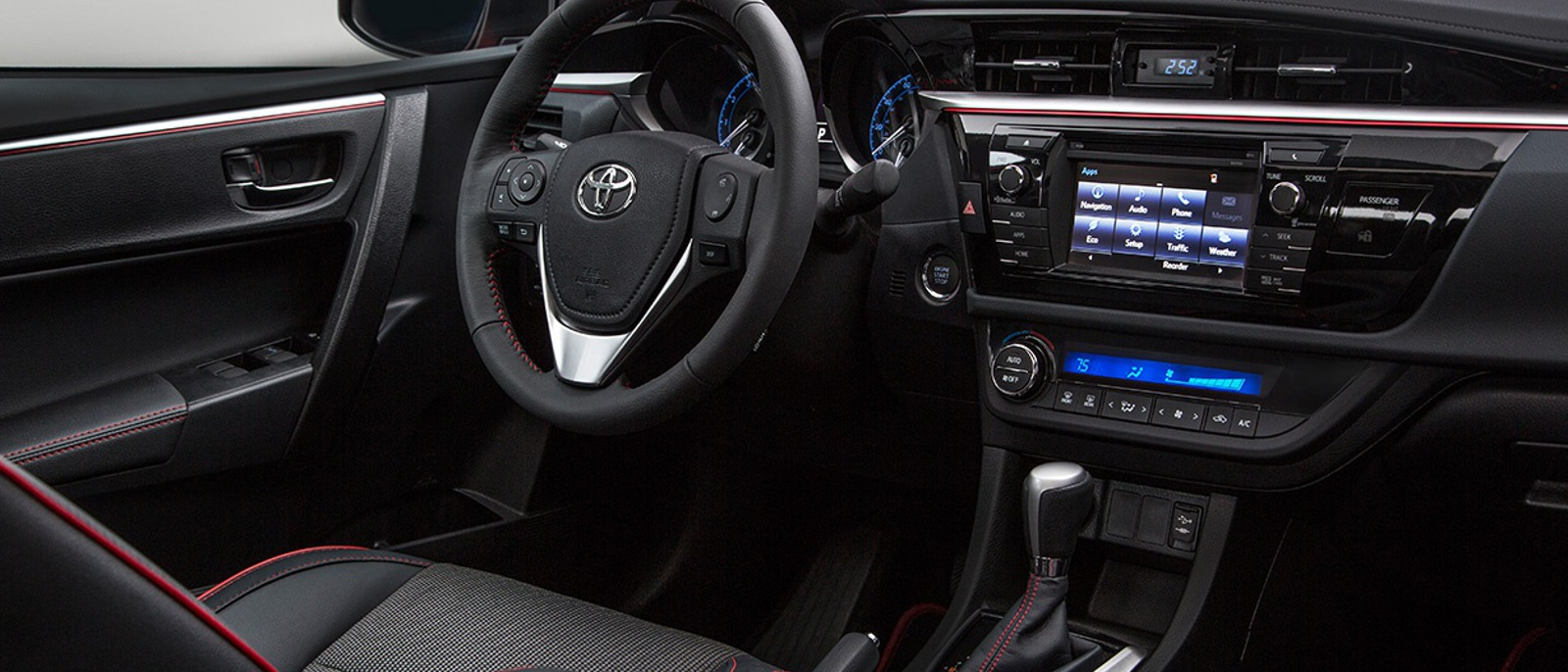 2017 toyota corolla milton martin toyota. Black Bedroom Furniture Sets. Home Design Ideas