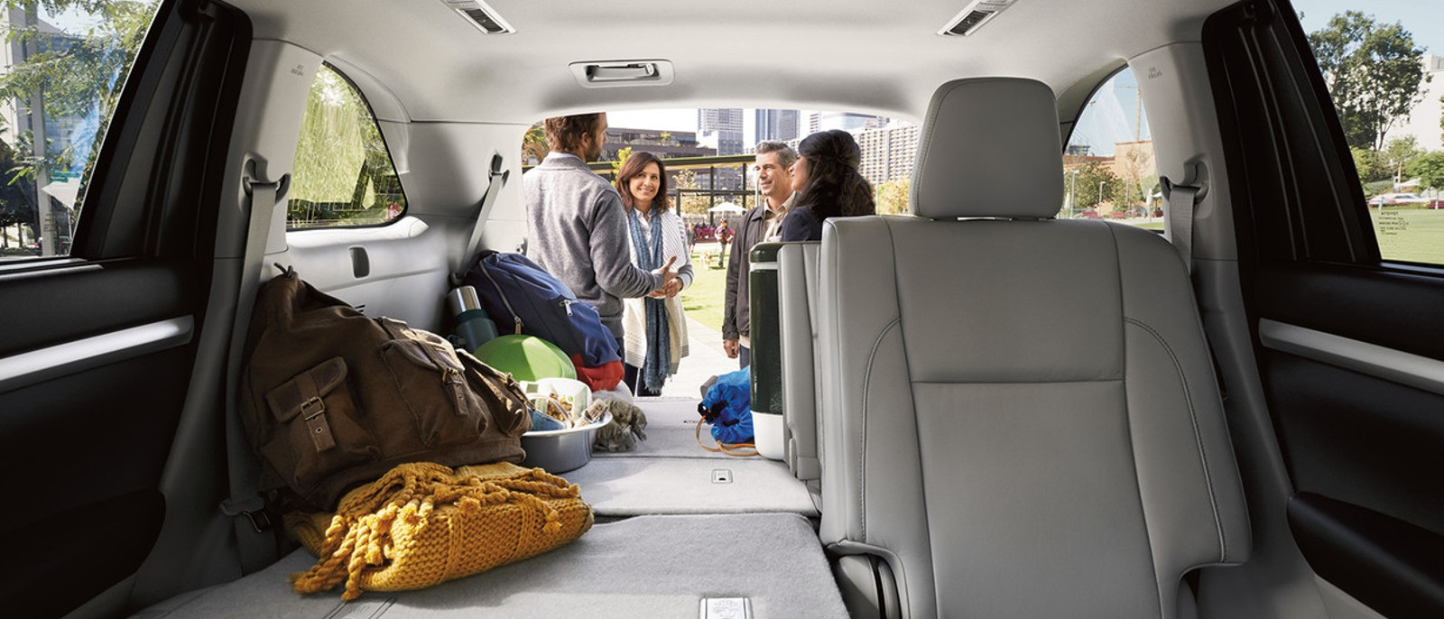 Toyota Highlander Owners Manual: Child restraint systems