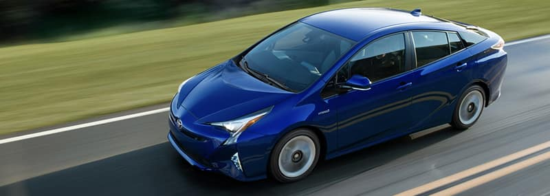 2018 Prius Exterior Features