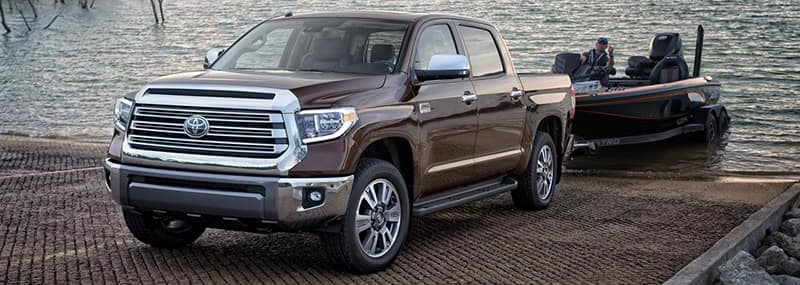 Exterior Features 2018 Tundra