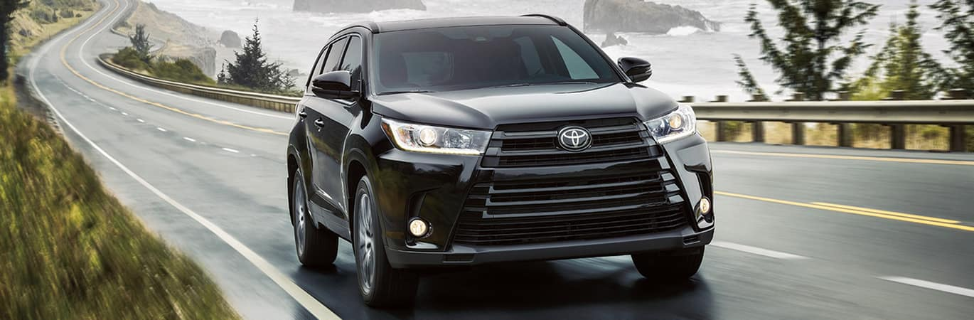 New 2018 Toyota Highlander Gainesville GA