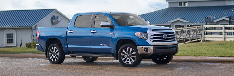 New 2018 Toyota Tundra Gainesville GA