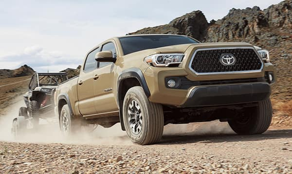Toyota Tacoma Georgia Off-Road